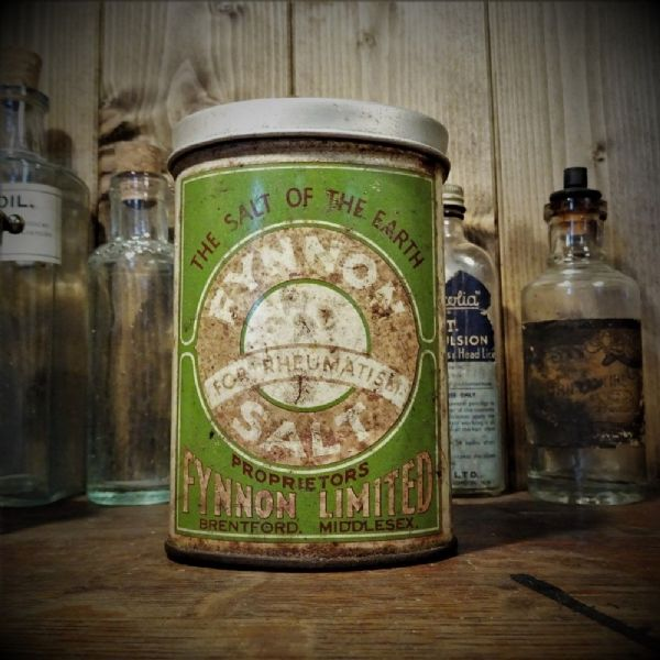 Fynnon Salt Tin
